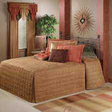 Colorful Coverlets Solid Color Bedspreads Touch Of Class