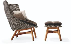 Contract Outdoor Furniture Dedon Mbrace Outdoor Pinterest