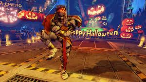 sfv halloween costumes street fighter v prepares for fall with halloween costumes brings