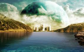 extraterrestrial home wallpapers futuristic extraterrestrial city wallpaper 1920x1200 id 29233