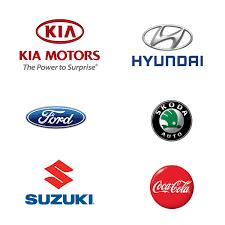 hyundai kia logo brand logo logo design pictures