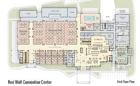 100 convention center floor plans los angeles convention