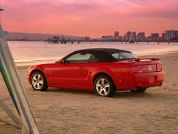 2007 ford mustang gt convertible 2007 ford mustang gt convertible top convertibles feature
