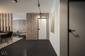 magnificent wood decor for small apartment design roohome