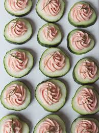 simple vegetarian canapes 27 gorgeous celebratory canapé recipes huffpost