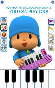 talking pocoyo free android apps google play