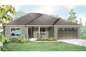 Ranch Style Bungalow Ranch House Plans Whittaker 30 845 Associated Designs