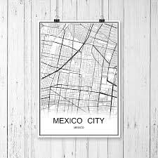 Mexico City Map by Online Get Cheap Mexico City Aliexpress Com Alibaba Group