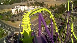 Biggest Six Flags Top 10 Roller Coasters In California 10 6 U2013 Rollercoasters N U0027 Stuff