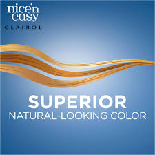 clairol nice u0027n easy sun kissed permanent hair color sb2 ultra