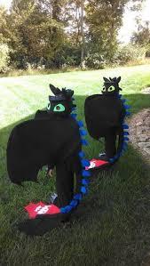 Toothless Dragon Halloween Costume Train Dragon Toothless Kids Costume Toothless
