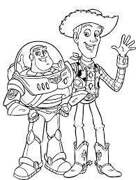 disney coloring pages jessie woody buzz and jessie toy story 3 coloring page printable in fancy