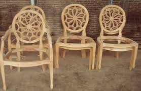 Unfinished Dining Chairs Queens Fine Furniture