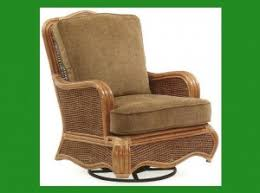 wicker and rattan recliners u0026 gliders