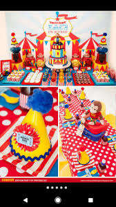 541 best circus carnival theme party images on pinterest