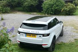 customized range rover 2017 the game changer range rover evoque goes camping