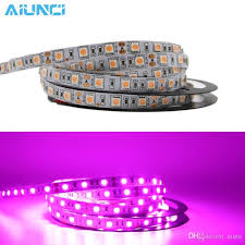 dc led strip lights 5050 pink led strip light 60leds m dc 12v non waterproof waterproof