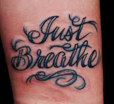 just breathe tattoo designs pictures to pin on pinterest tattooskid