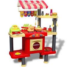 cuisine jouet vidaxl cuisine jouet grande pour enfants 80110 vente de vidaxl
