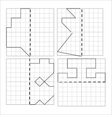 7 reflective symmetry worksheet templates u2013 free word pdf