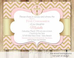 communion invitation 1st communion invitations mes specialist