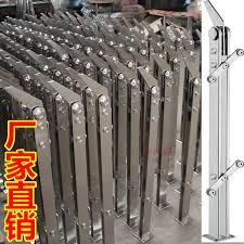 usd 36 29 glass stair railing stair guardrail railing stainless