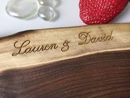 personalized cheese boards 157 best engraved gifts engraved cutting boards personalized