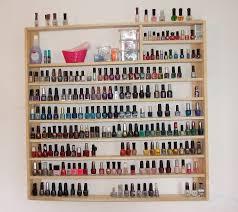 new nail polish rack everysensory and star kin