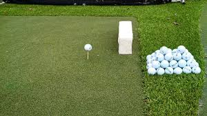 Backyard Golf Games How To Practice Golf In The Backyard
