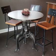 Industrial Bar Table Shop Industrial Chair Stool On Wanelo For Bar Table And Stools