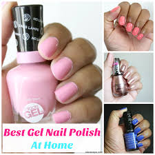 nail art the best at home gel nail polish brands stacie raye