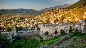 Mysterious Abandoned Places Bbc Travel Turkey U0027s Religious Ghost Town