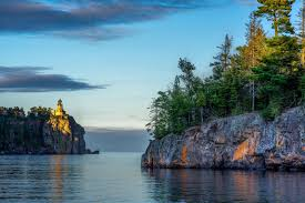 Minnesota lakes images Lake superior great lakes minnesota split rock lighthouse lake jpg
