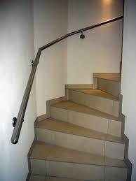 handlauf treppe innenanlagen l p metall gbr