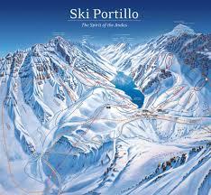 Big Sky Montana Trail Map by Ski Portillo Trail Map