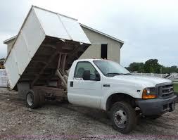 1999 ford f450 xl super duty dump truck item c2091 sold