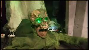 lil skelly bones spirit halloween spirit halloween store 2015 animatronics youtube