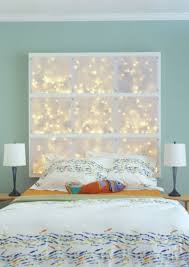 Awesome DIY String Light Ideas DIY Projects For Teens - Ideas for bedroom lighting