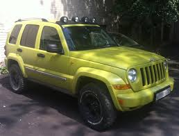 green jeep liberty 2008 lost jeeps u2022 view topic a bit modified kj limited to renegade