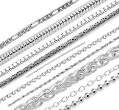 necklace chains types images 10 of the most common necklace chain options kloiber jewelers jpg