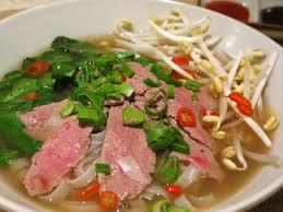 pho cuisine pho bo food