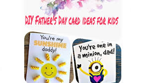 ten easy n cute diy cards for father u0027s day ideas for kids diy