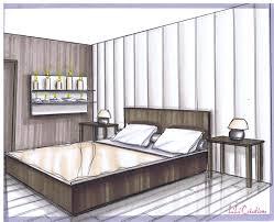 chambre en perspective stunning dessin de chambre pictures ansomone us ansomone us avec