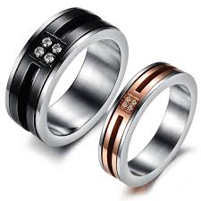 promise ring sets for him and cheap promise rings for men with his and hers promise ring sets