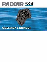 paccar canada paccar engine manuals paccar px 8 engine operator u0027s manual pdf