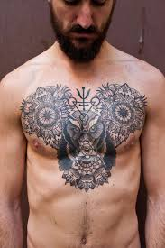 15 chest tattoos for amazing ideas