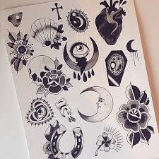 black is a shape to cover up the sugar skull ink