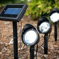 solar landscape lighting ideas powered patio lights reviews flood
