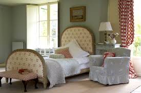 Country House Collection Curtains Bedroom Exquisite Spindle Country Style Bed Paula Deen Home