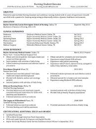 Lpn Nursing Resume Examples by Resume For Lpn Nursing Student Lpn Resume Examples Startling New